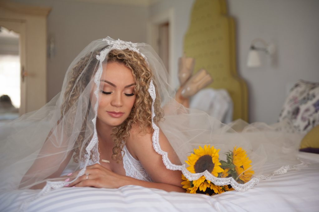 Bridal Boudoir Shoot with Marynel