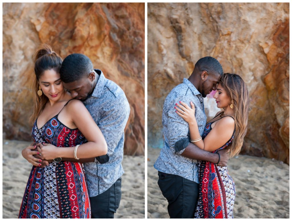 engagement shoot at Panther Beach in Santa Cruz 5 by Jen Vazquez Photography