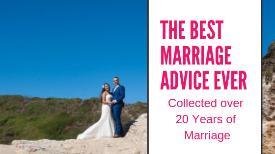 The Best Marriage Advice Ever from over 20 years of marriage by Jen Vazquez Photography