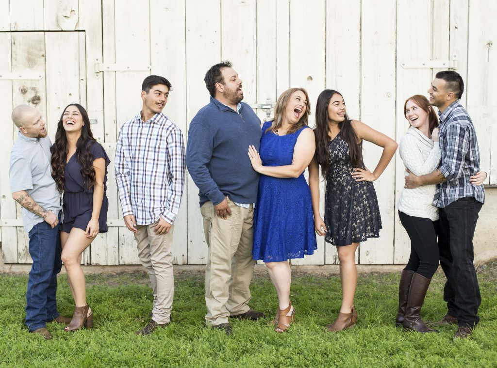 Jen Vazquez Photography's Family Portrait by Archer Inspired Photography