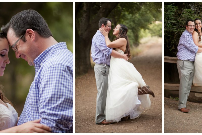 Megan + DJ Cupertino Wedding at Picchetti Winery