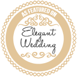 JVP published on Elegant Wedding