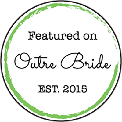 Featured on Outre Bride
