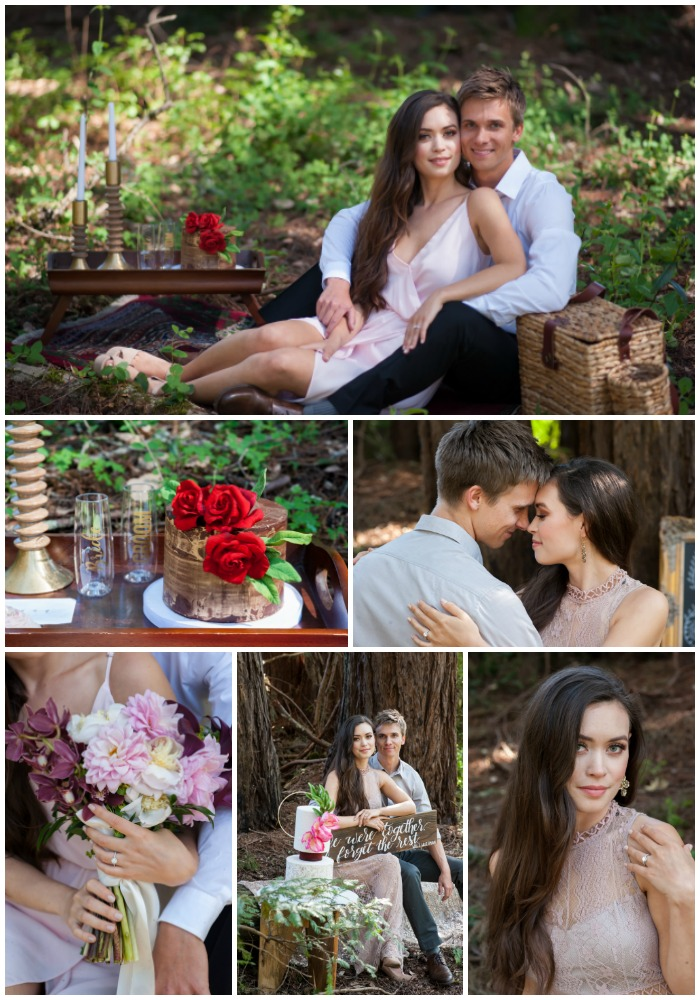 mt. madonna engagement session by jen vazquez photography - tiana and jake 1