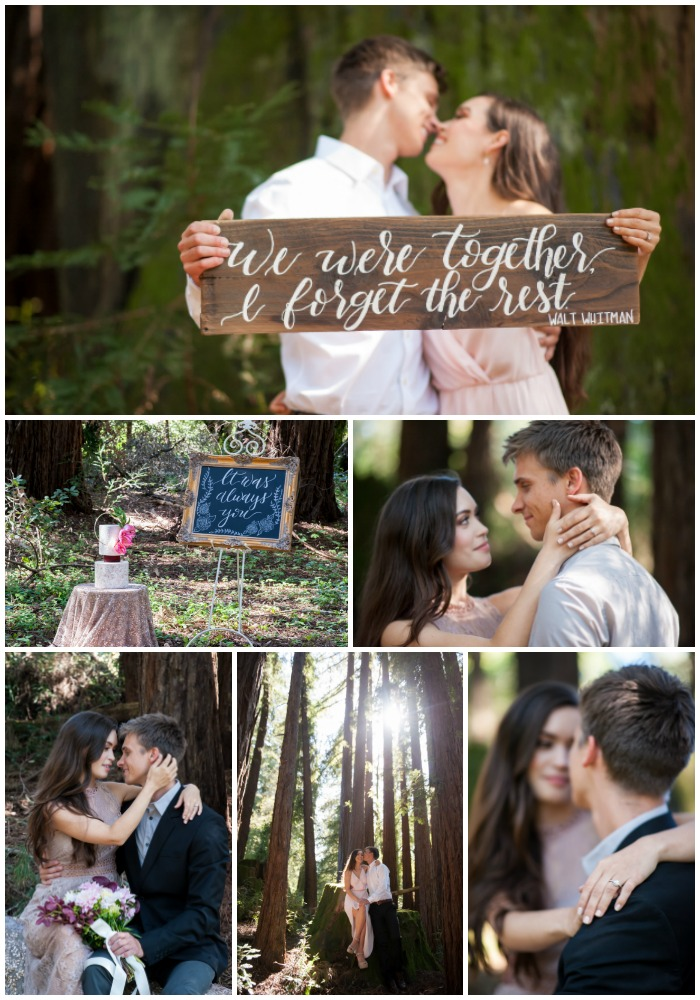 mt. madonna engagement session by jen vazquez photography - tiana and jake 2