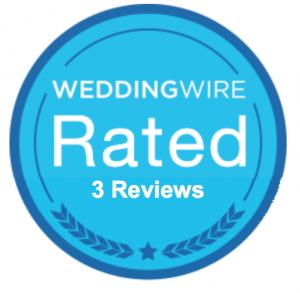 Wedding Wire rated Jen Vazquez Photogrphy